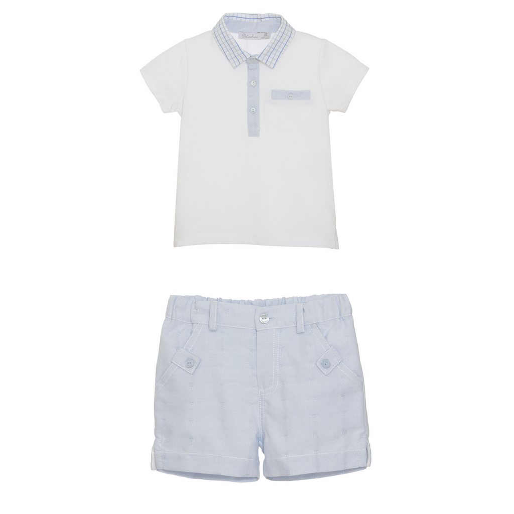 Short and Polo Set