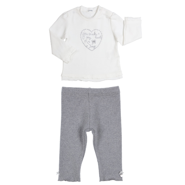 Girls Trouser and Jumper Set