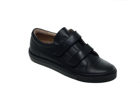 Petasil Navy Pose School Shoe