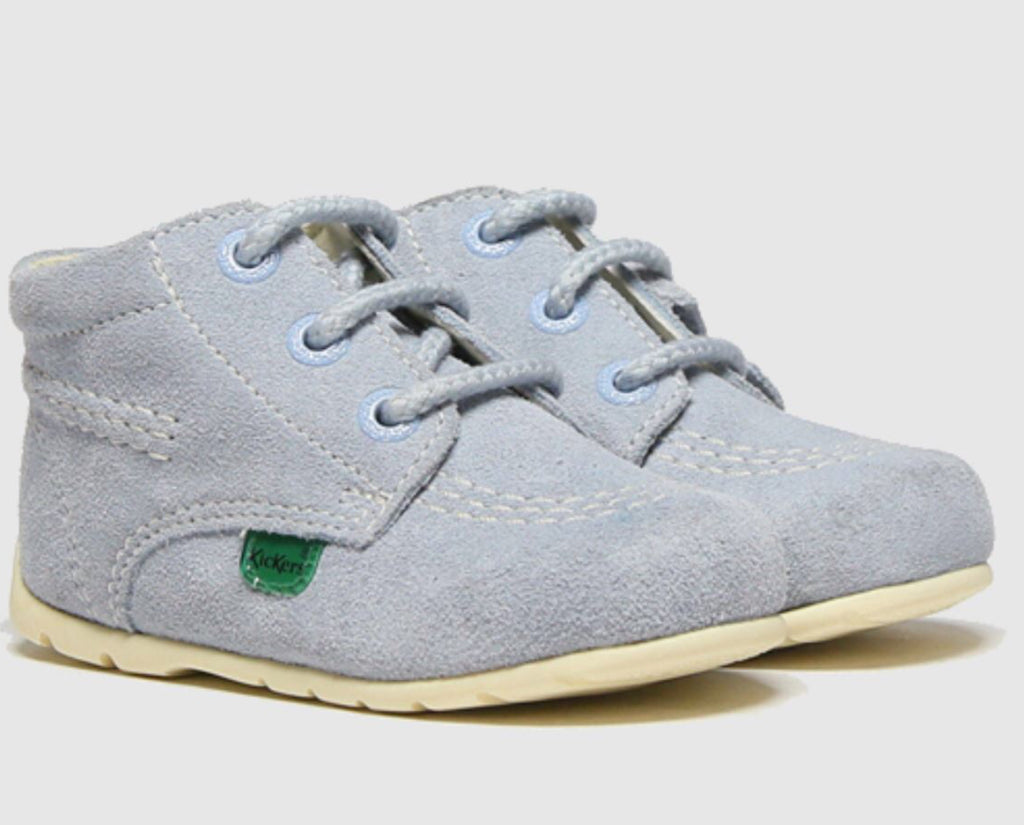 Kickers Pale Blue