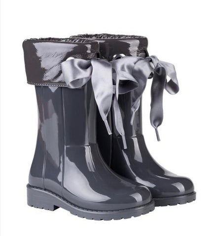 Igor Grey Wellies