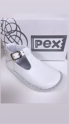 Pex Stef Shoe • White
