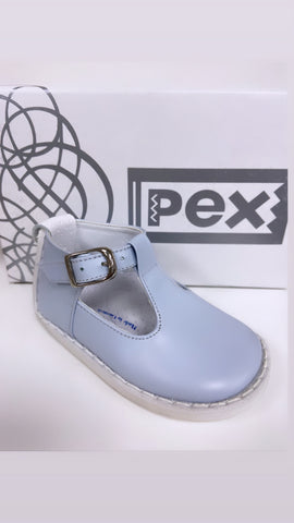 Pex Stef Shoe • Pale Blue