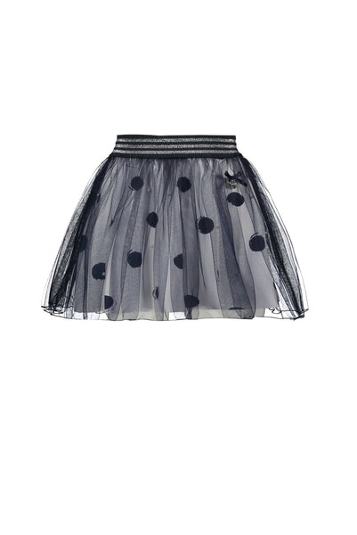 Le Chic Dotty Skirt