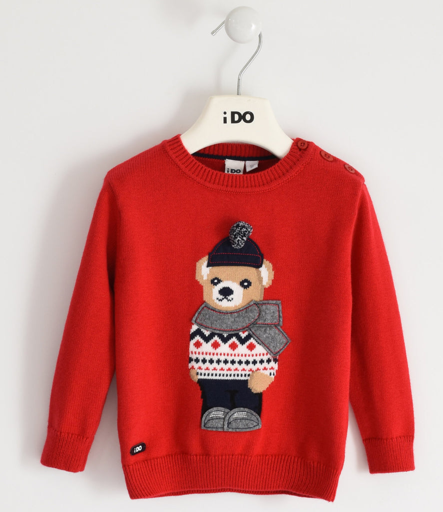 iDo Teddy Jumper
