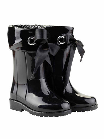 Igor Black Wellies