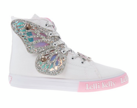 Unicorn Wings Silver Lelli Kelly LK1330