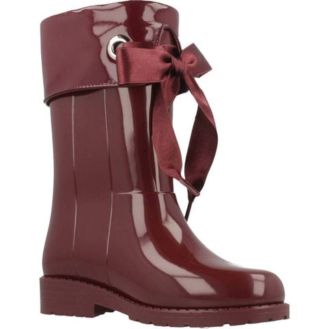 Igor Burgundy Wellies