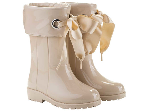 Igor Beige Wellies