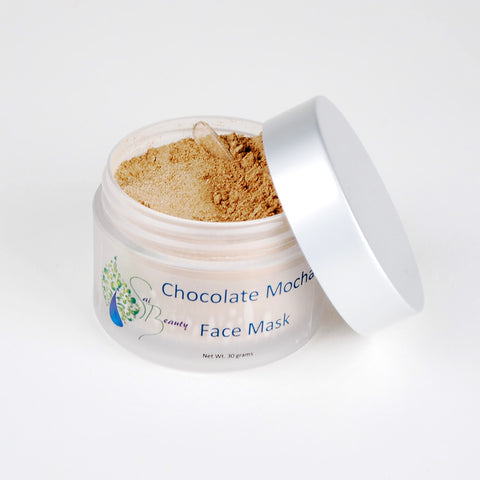 Chocolate Mocha (Face Mask)