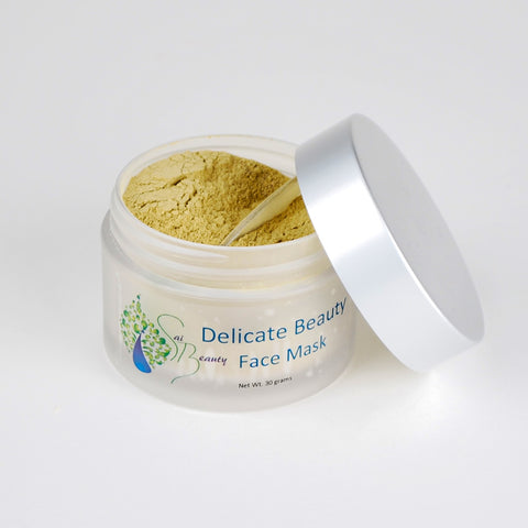 Delicate Beauty (Face Mask)