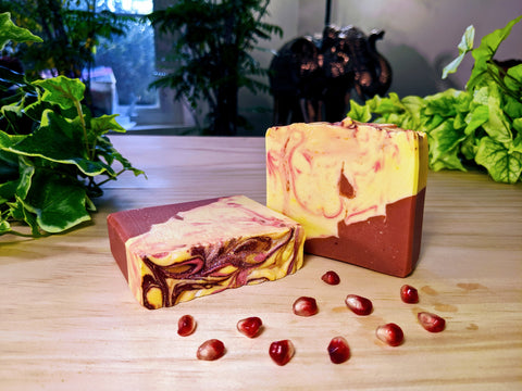 Pomegranate Patch (Soap Bar)
