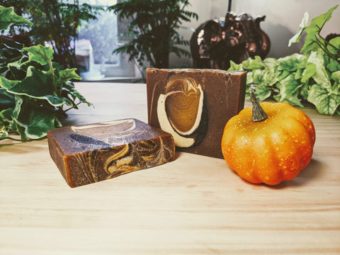 Pumpkin Spice (Vegan Soap Bar)