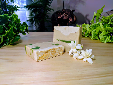 Tuberose (Vegan Soap Bar)