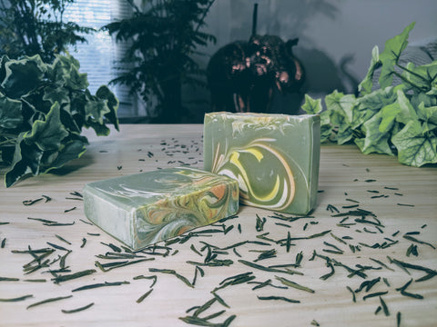 Green Tea & Citrus (Soap Bar)