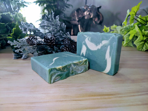 Alpine Frost (Vegan Soap Bar)