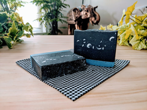 Midnight (Vegan Soap Bar)
