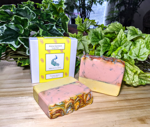 Aloha Garland (Soap Bar)