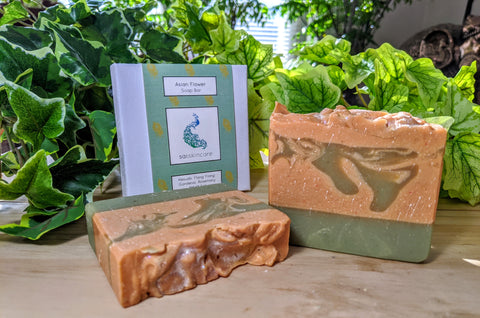 Asian Flower (Vegan Soap Bar)