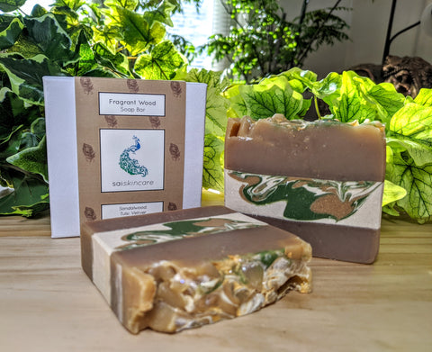 Fragrant Wood (Vegan Soap Bar)