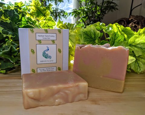 Herbal Sanctuary (Vegan Soap Bar)