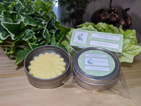 Green Tea & Citrus (Lotion Bar)