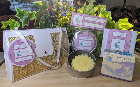 Spring Heaven (Lotion Bar & Soap Bar Set)