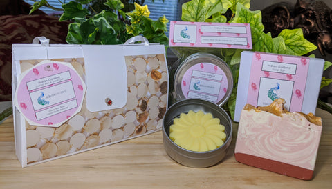 Indian Garland (Lotion Bar & Soap Bar Set)