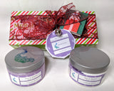 Rest & Retreat (4 oz. Body Scrub & 4 oz. Body Parfait Set )