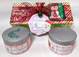 Indian Garland (4 oz. Body Scrub & 4 oz. Body Parfait Set )