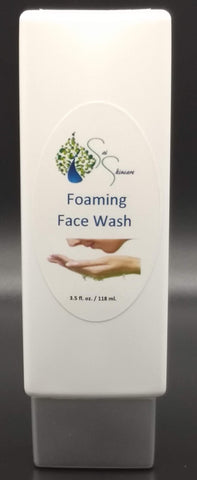 Foaming Face Wash (Vegan Face Wash)