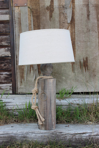 Dock Post Lamp
