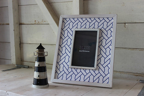 Rope Effect Photo Frame