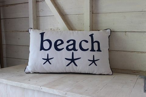 'Beach' Cushion