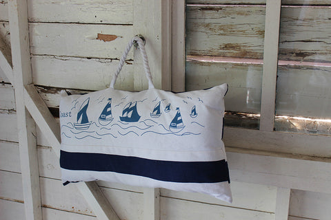 Beach Cushion With Handle