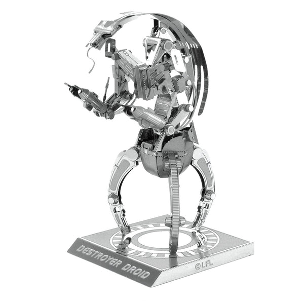 Fasinated SW DESTROYER DROID 3D Metal Model Kit