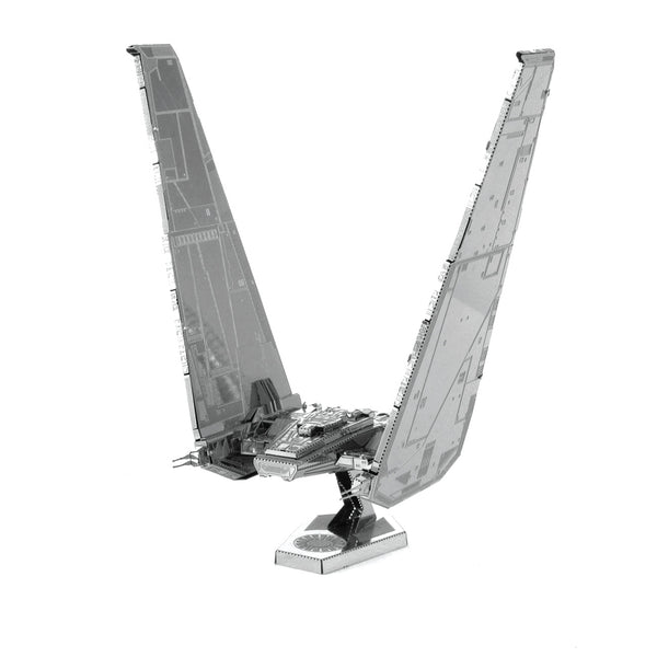 Fascinated SW KYLO REN'S COMMAND SHUTTLE 3D Metal Model Kit