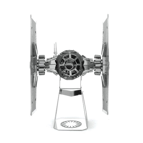 Fascinated SW FIRST ORDER SPECIAL FORCES TIE FIGHTER 3D Metal Model Kit