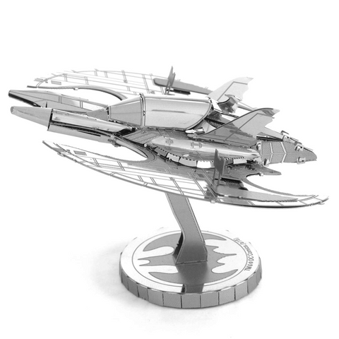 Fascinated BATMAN MOVIE BATWING 3D Metal Model Kit