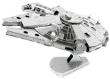 Fascinated SW Millennium Falcon Premium Series 3D Metal Model Kit