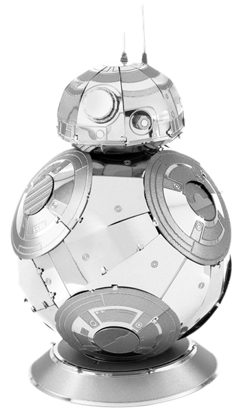 Fascinated SW BB8 3D Metal Model Kit