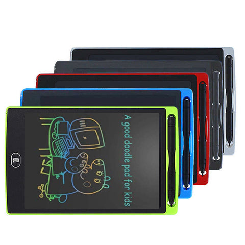 LCD Writing Tablet, 8.5 Inch Colorful Screen Electronic Writing Board, Doodle