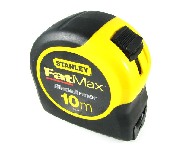 Stanley 10M FatMax Measuring Tape (Metric Only) 0-33-811