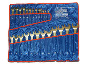 Barra Brand 25pc Combination Spanner Set 6-32mm