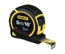 Stanley 5M/16FT Tylon Measuring Tape 1-30-696