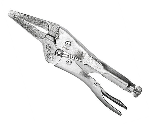 Irwin 6LN Vise Grip Long Nose Locking Plier 6 Inch