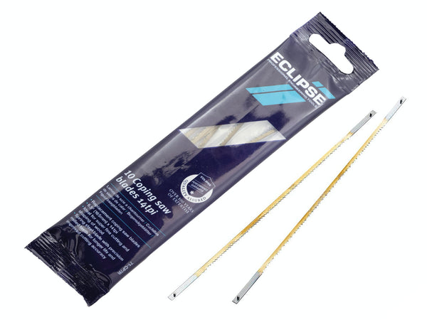 Eclipse Coping Saw Blades (10 Pack)