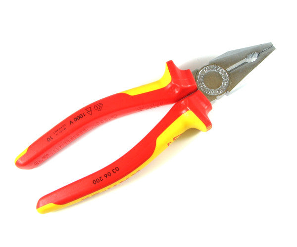 8 Inch Knipex 1000v VDE Pliers