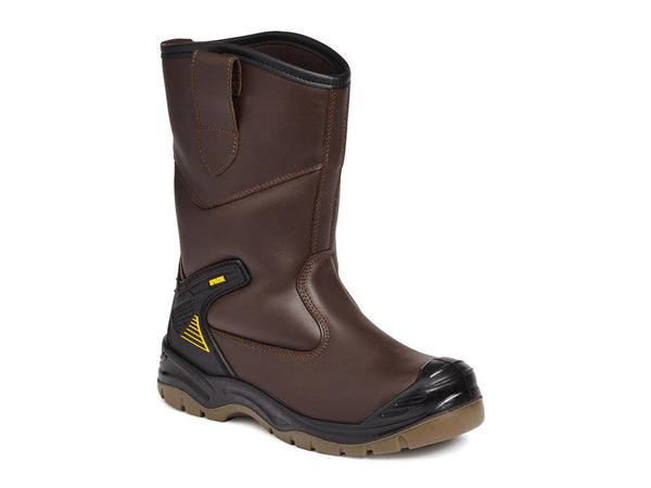 Apache Water Resistant Rigger Boot AP305