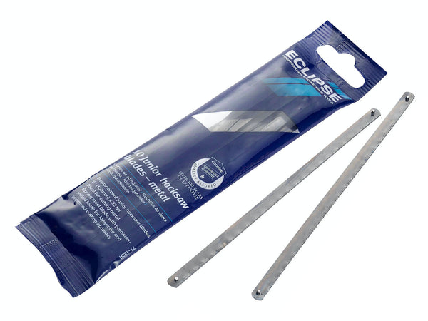Eclipse Junior Hacksaw Blades (10 Pack)